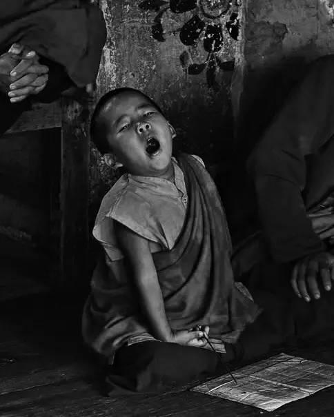 Starving little living Buddha5