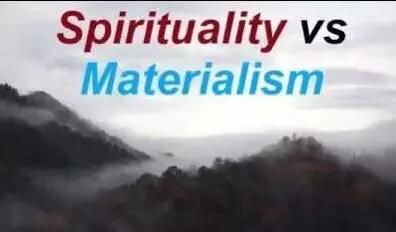 difference between spiritualist and materialist2