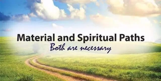 difference between spiritualist and materialist5