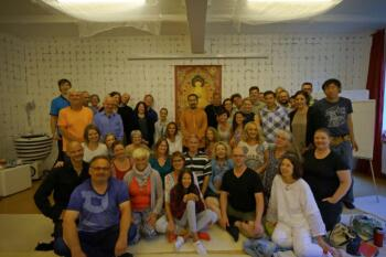 Chogyal Rinpoche in Europe
